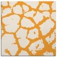 rug #287333 | square light-orange animal rug