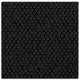 rug #288753 | square black animal rug
