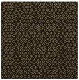 rug #288765 | square mid-brown animal rug