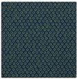 rug #288781 | square blue animal rug