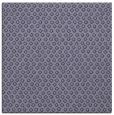 rug #288833 | square blue-violet animal rug
