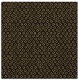 rug #288861 | square mid-brown animal rug
