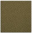 rug #288865 | square brown animal rug