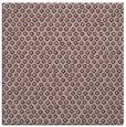 rug #288901   square pink animal rug