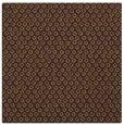 rug #288973 | square purple animal rug