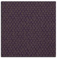 rug #288977 | square purple animal rug