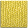 rug #289045 | square yellow animal rug