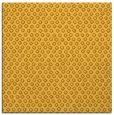 rug #289049 | square yellow rug