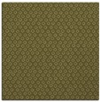 rug #289077 | square light-green animal rug