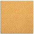 rug #289093 | square light-orange rug