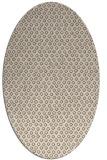 rug #289250   oval animal rug