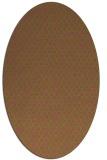 rug #289425 | oval light-green animal rug