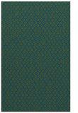 rug #289509 |  blue-green animal rug