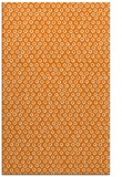 rug #289641 |  orange animal rug