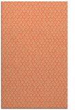 rug #289645    orange animal rug