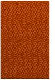 rug #289705 |  red-orange animal rug