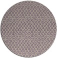 rug #289981 | round purple animal rug