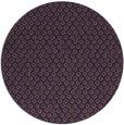 rug #290033   round purple animal rug
