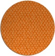 rug #290061   round red-orange animal rug