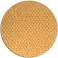rug #290149 | round white animal rug