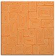 rug #292527   square retro rug