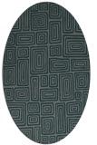 rug #292745 | oval rug