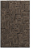 rug #292981 |  black rug