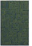rug #293005 |  green rug