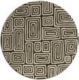 rug #293475   round retro rug