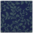rug #294057 | square blue natural rug