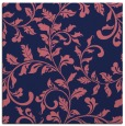 rug #294117 | square blue-violet rug