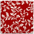 rug #294265 | square red natural rug
