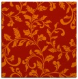 rug #294269 | square orange popular rug