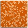 rug #294285 | square red-orange natural rug