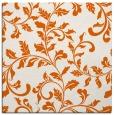 rug #294293   square red-orange rug