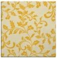 rug #294313 | square yellow natural rug