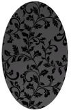 rug #294386 | oval popular rug