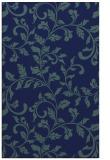 rug #294761 |  blue-green natural rug