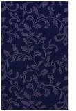 rug #294813 |  blue-violet natural rug