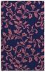rug #294821 |  pink rug