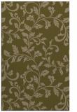 rug #294849 |  mid-brown natural rug