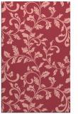 rug #294945 |  pink rug