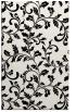 rug #295001 |  white natural rug