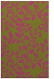 rug #295057 |  light-green natural rug