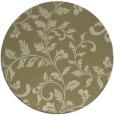 rug #295416 | round natural rug