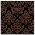 rug #295801 | square brown rug