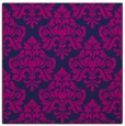 rug #295813 | square pink traditional rug