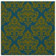 rug #295845 | square green traditional rug