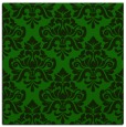 rug #295853 | square green traditional rug