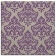 rug #295965 | square purple rug